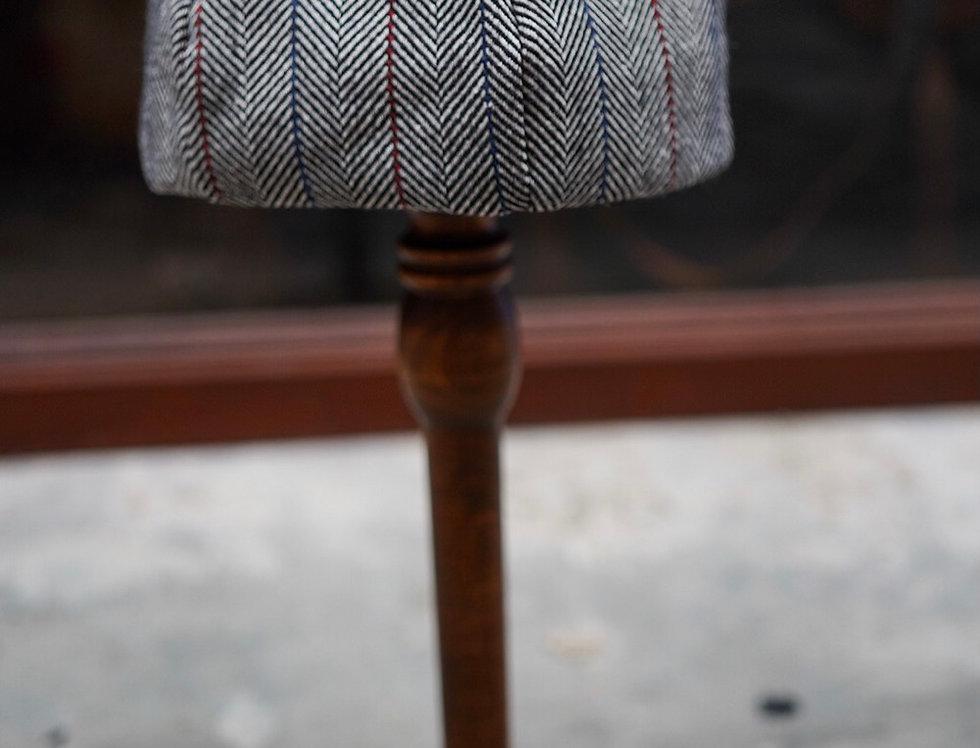 BERET CAP - HERRINGBONE
