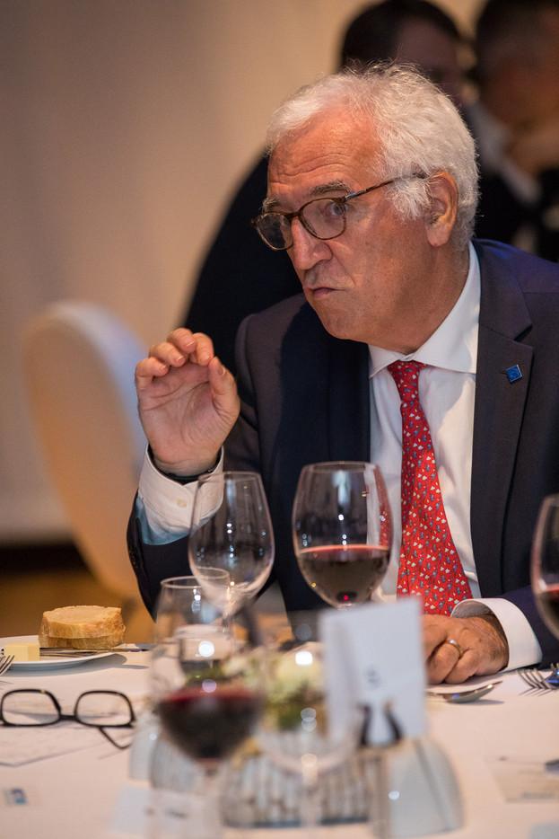 Frederick Bordry - N100 Gala Dinner