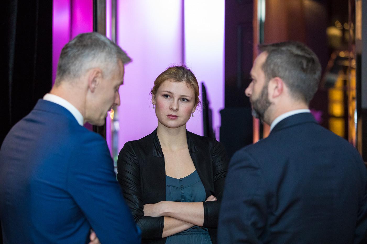 Milan Slapal, Odessa Primus, Michal Kora