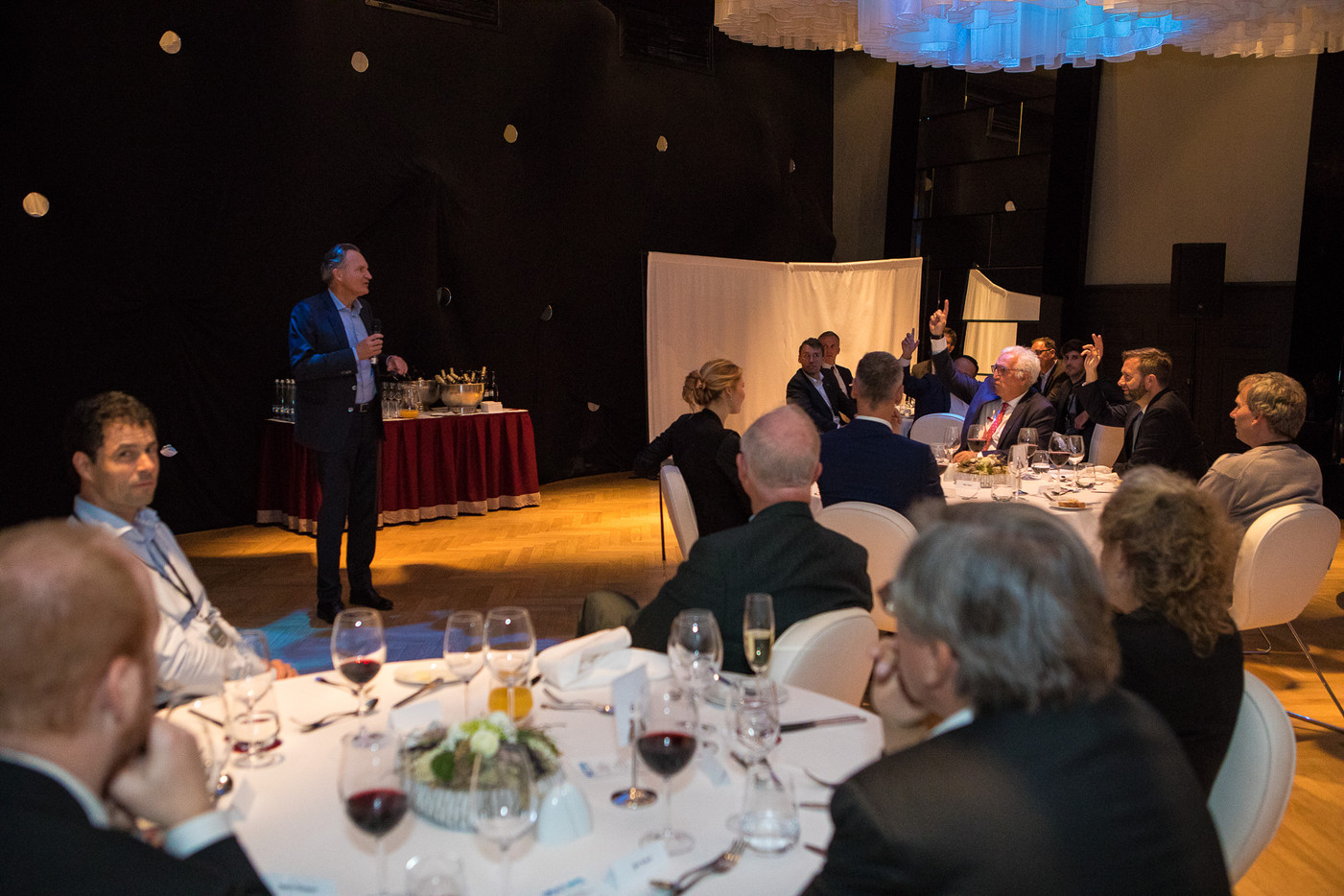 Robert-Jan Smits - N100 Gala Dinner