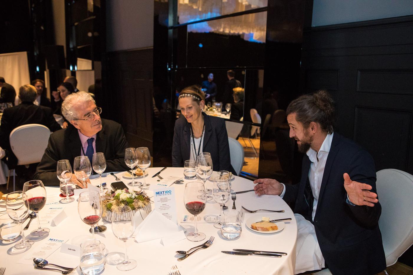 Bohumil Kartous - N100 Gala Dinner