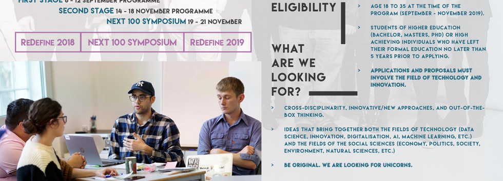 ReDefine N100 Call for Applications.jpg
