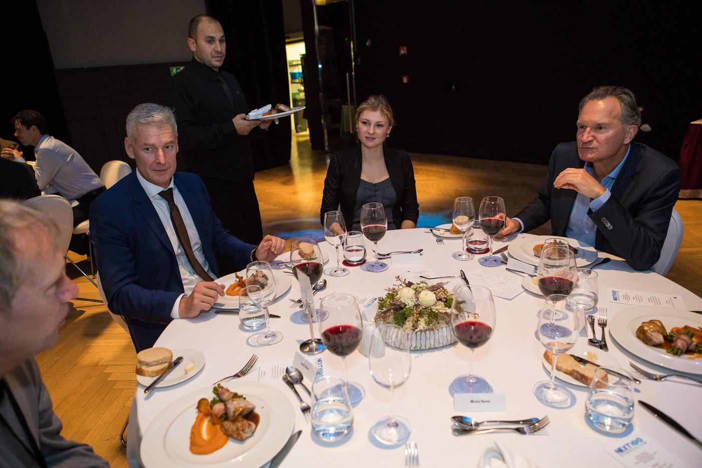 Milan Slapak, Odessa Primus, Robert-Jan