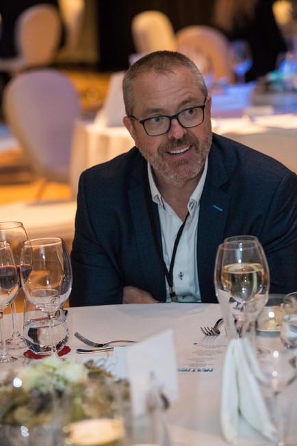 David Welch - N100 Gala Dinner