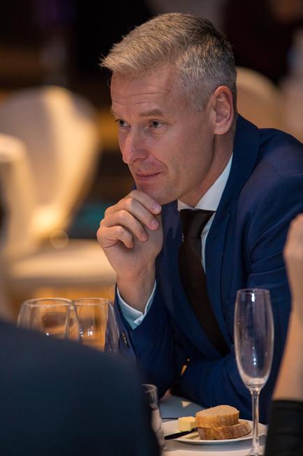 Milan Slapak - N100 Gala Dinner