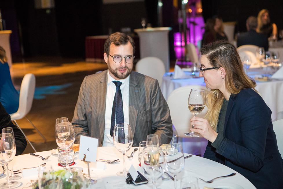 Vasek Nekvapil - N100 Gala Dinner