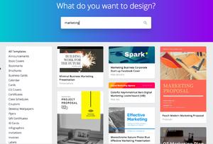 Canva, Digital Marketing Tool
