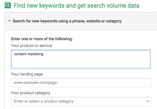 Google Keyword Planner, Digital Marketing Tool