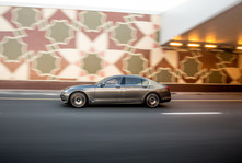 The mighty BMW 7 Series