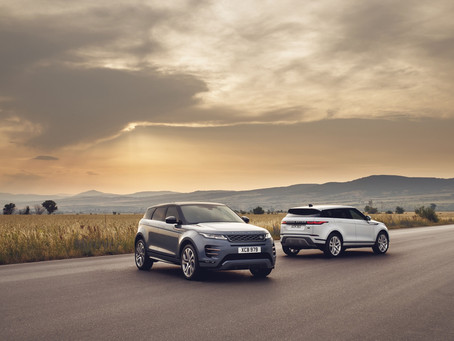 WORLD PREMIERE: INTRODUCING THE NEW RANGE ROVER EVOQUE, THE LUXURY SUV FOR THE CITY AND BEYOND