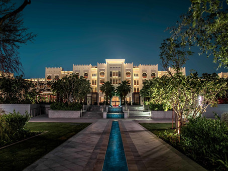 THE LUXURY COLLECTION MAKES A LANDMARK DEBUT IN QATAR