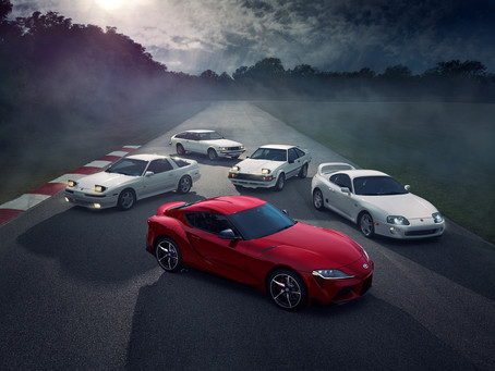 Toyota premieres all-new Supra at Detroit Auto Show