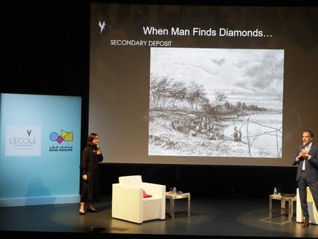 National Museum of Qatar hosts talk by L'ÉCOLE Van Cleef & Arpels