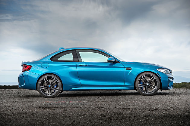 M2, Brutus  We take BMW's lithe high performance coupé for a