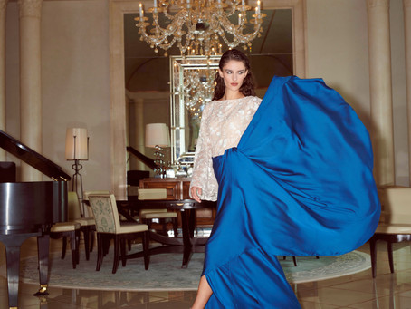 Endemage reveals SS20 Collection featuring ultra luxurious ballgowns