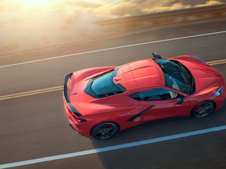 Chevrolet Introduces First-Ever Mid-Engine Corvette  2020 Stingray is the fastest, most powerful ent