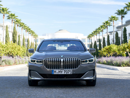 BMW 7 Series, this might be the most advanced luxury limo in the world