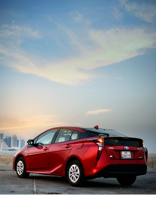 Understanding Toyota Prius | Maqina | Middle East Automotive