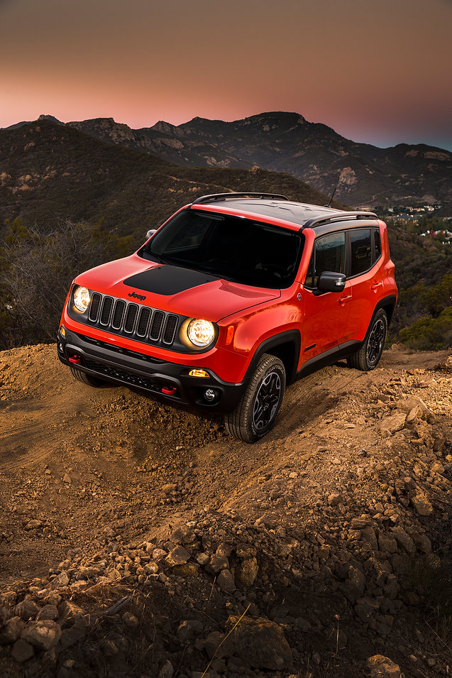 United Cars- Almana to present the All-new Jeep Renegade and