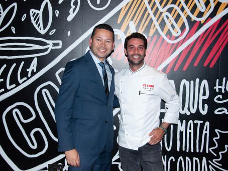 Doha's Socialites Meet and Greet the Spanish Michelin Star Chef