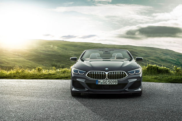 The New Bmw 8 Series Convertible Maqina Middle East Automotive News