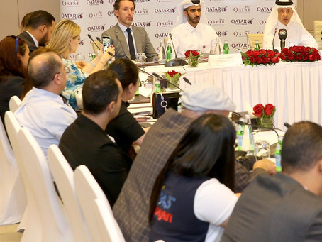 Qatar Airways to Bring Thousands of Football Fans to Qatar during December