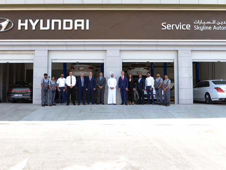 Growth in demand leads to expansion of Skyline Automotive quick service centers in Qatar