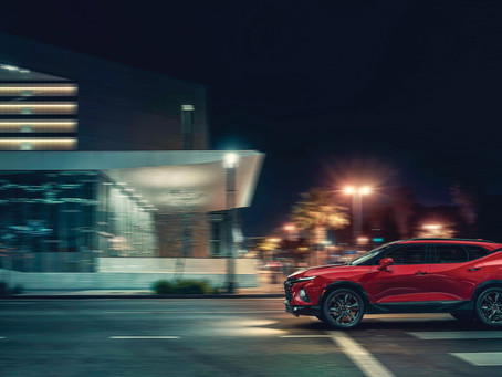 All-New 2019 Chevrolet Blazer: Return of a Legend
