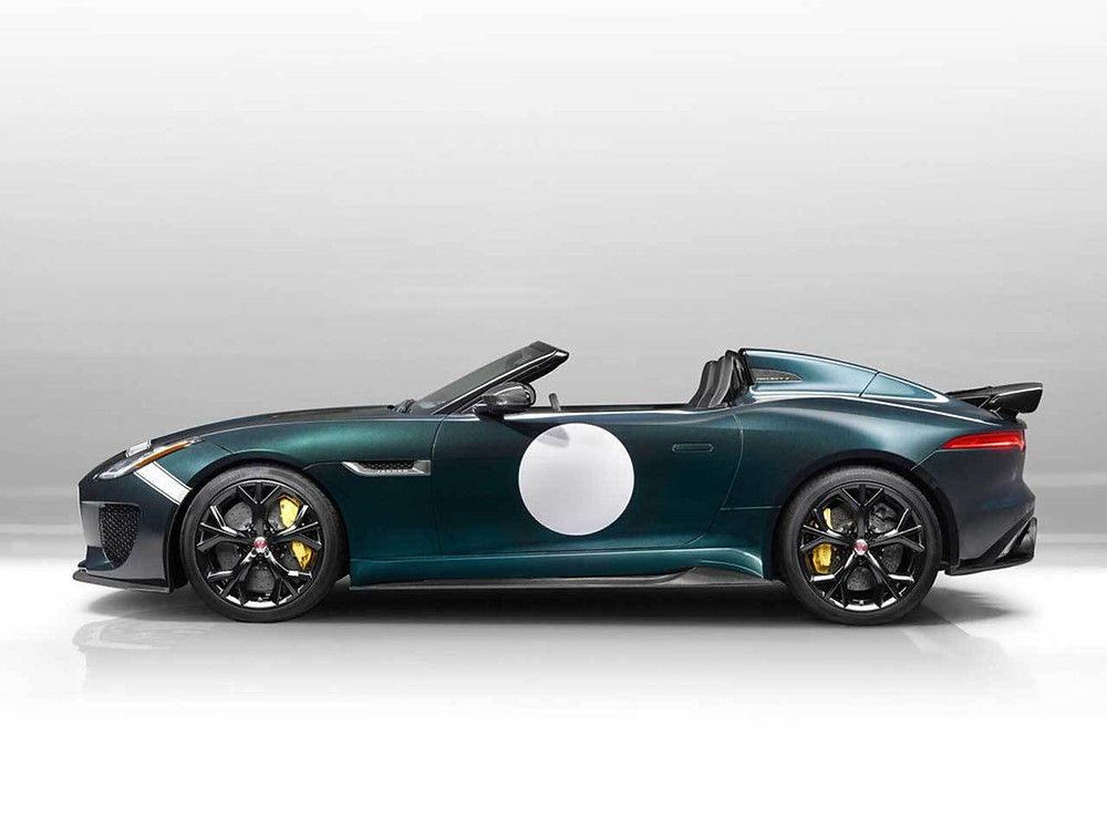 Jaguar F-type Project 7 - Maqina | Qatar Automotive News