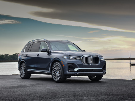 BMW X7 | They Came, They Saw, They Conquered