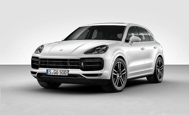 Even more 911 in an SUV: the new Porsche Cayenne Turbo | Maqina