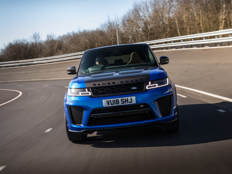 The Roaring Rover, Rangey's SVR edition just got SVRier