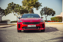 KIA Stinger, who is laughing now?