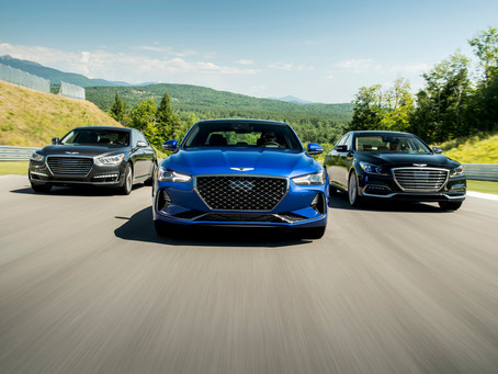 Genesis Is Top Brand For Second Consecutive Year In J.D. Power 2019 U.S. Initial Quality Study
