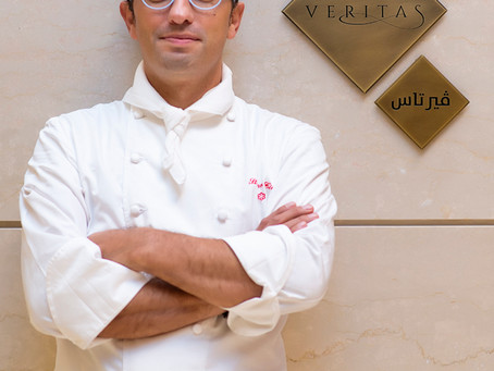 Al Messila's Veritas Brings Best of Northern Italian Cuisine to Qatar