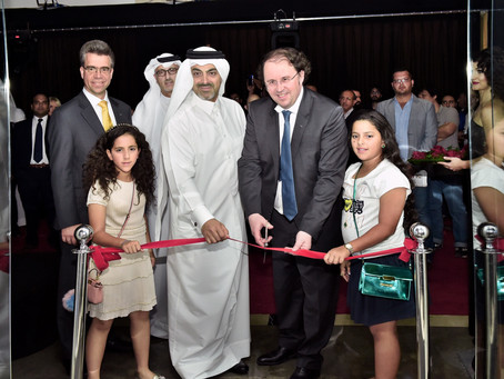 Saleh Al Hamad Al Mana Co. together with Infiniti Launches New Boutique at The Gate Mall along with