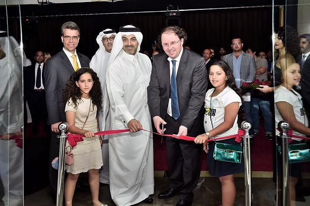 Saleh Al Hamad Al Mana Co  together with Infiniti Launches New