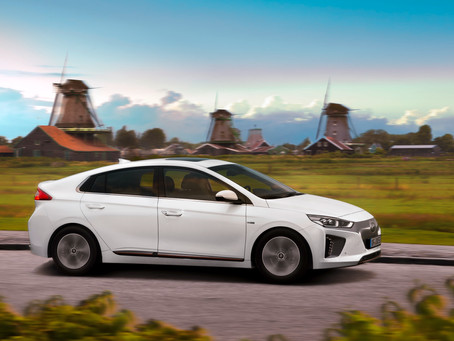Hyundai IONIQ Electric Earns Maximum Five Star 'Green Car' Rating