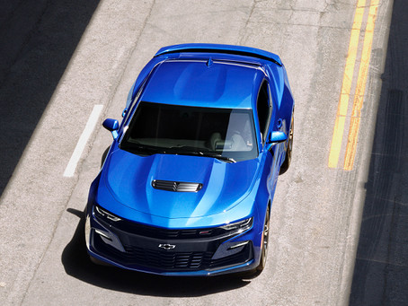 2019 Chevrolet Camaro Arrives in Showrooms Across the Middle East
