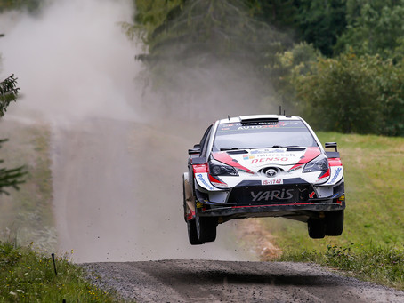 GAZOO Racing Takes Home Rally Finland for Third Consecutive Year