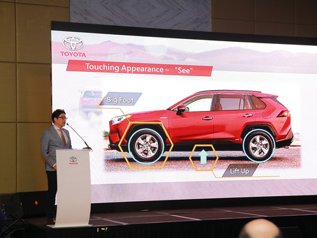 AAB Launches all-new RAV4 in the Middle East