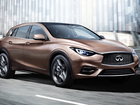 The Safety Q | Infiniti Q30 best in class