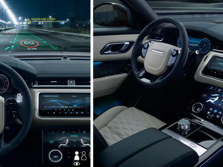 JAGUAR LAND ROVER DEVELOPS IMMERSIVE 3D IN-CAR