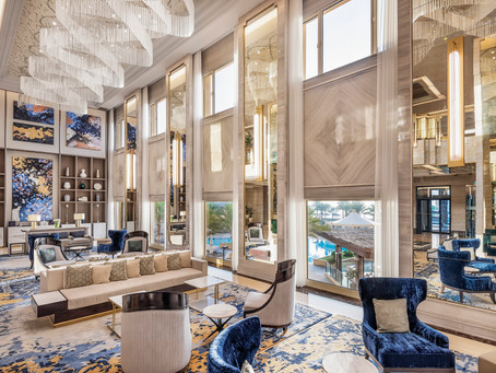 InterContinental® Doha Unveils A Stunning New Lobby
