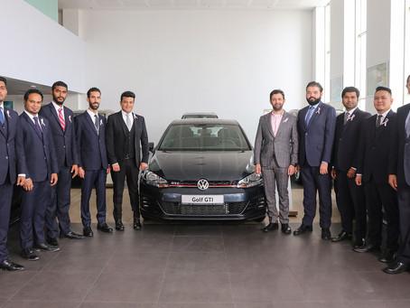 Volkswagen Qatar Supports Breast Cancer Awareness Month
