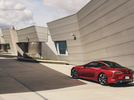 AAB Lexus unveils all-new LC luxury coupe to open a new chapter in brand history