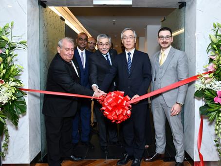 Lexus AAB launches the Premium Sakura Lounge