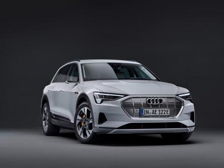 New drive version for the electric SUV:   The Audi e-tron 50 quattro