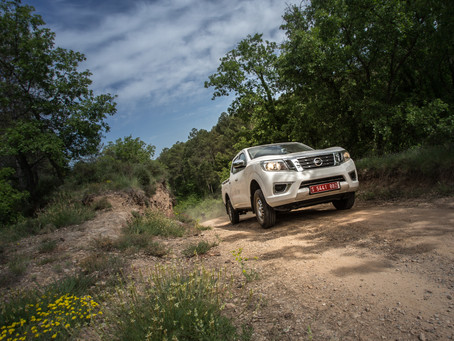 Finding New Paths, we check out the Nissan Navara