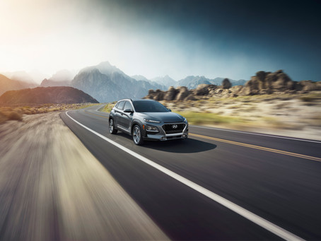 2020 Hyundai Kona, Santa Fe and Tucson Earn  NHTSA 5-Star Safety Rating